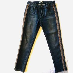 Coldwater Creek Slim Skinny Stretch Jeans